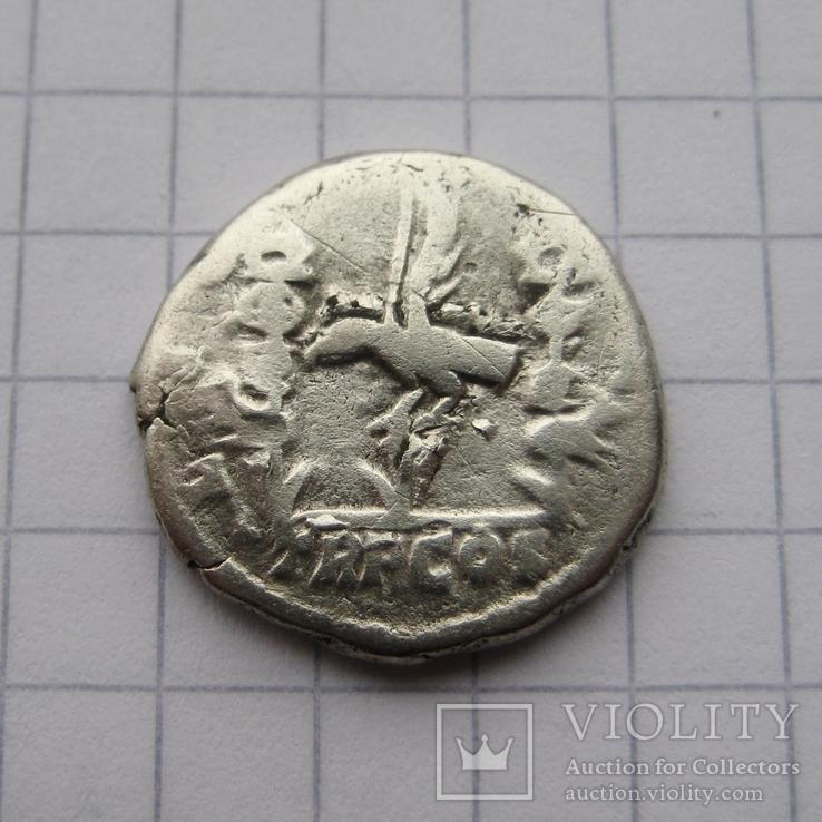 Денарий, Септимий Север (легионный)