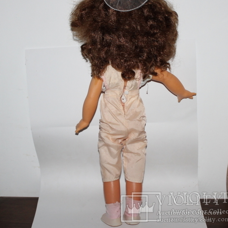 Кукла СССР 55 сантиметров клеймо, фото №6
