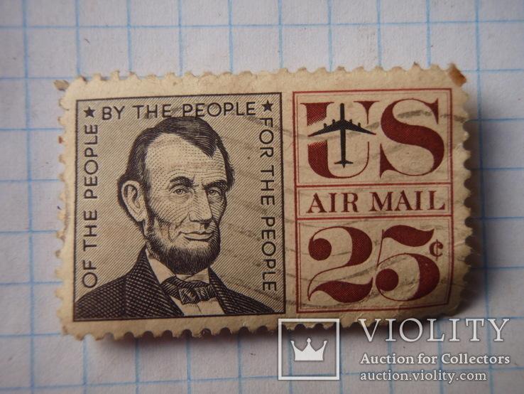 Три марки Америки., фото №3