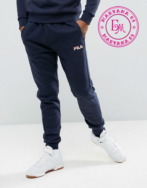 Теплые штаны Fila размер S (46)