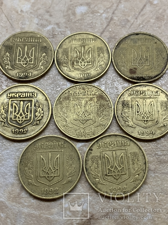 50 копеек . Украина ., фото №2