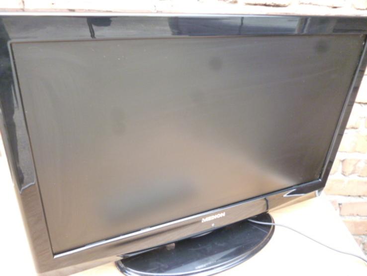 Телевізор MEDION LCD-TV 21.5 дюйм USB + DVD   з Німеччини, фото №7