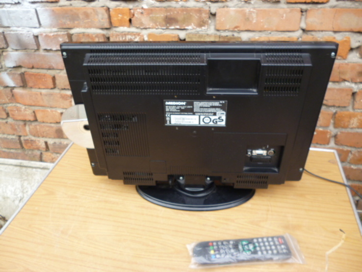 Телевізор MEDION LCD-TV 21.5 дюйм USB + DVD   з Німеччини, фото №10