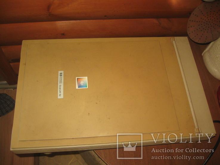 Сканер HEWLETT PACKARD 4p, фото №2
