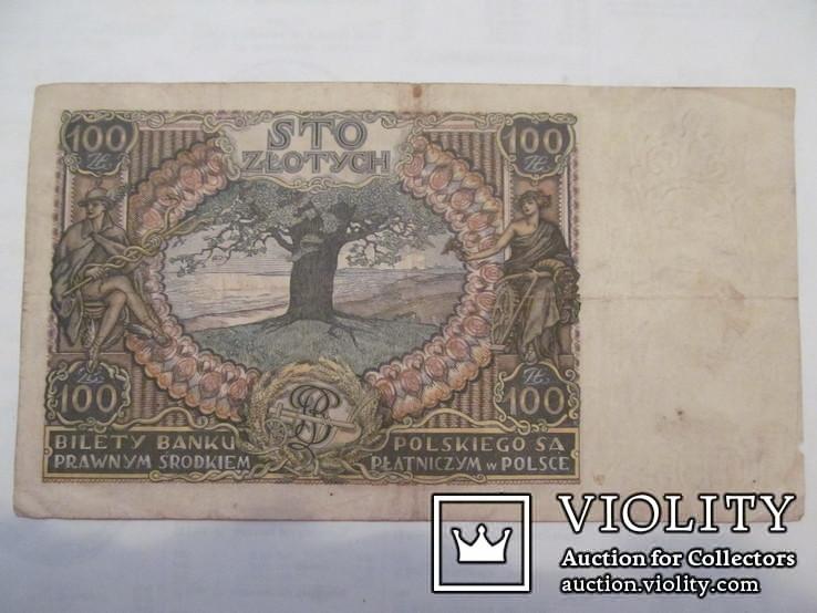 100 злотих 1932, фото №3