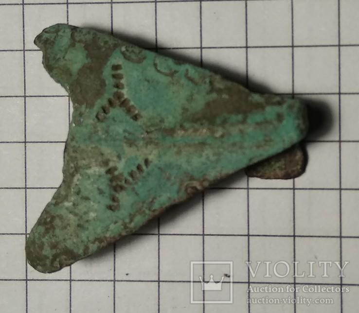 Фибула цикада, фото №2