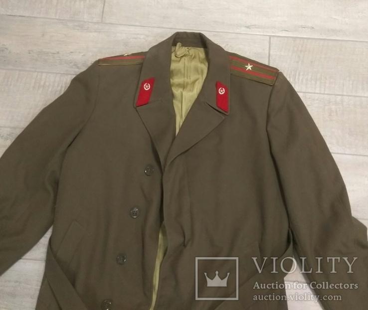 Плащ майор СССР, фото №11
