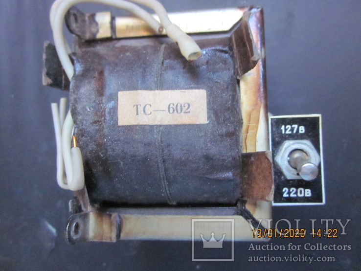 Трансформатор ТС 602, фото №2