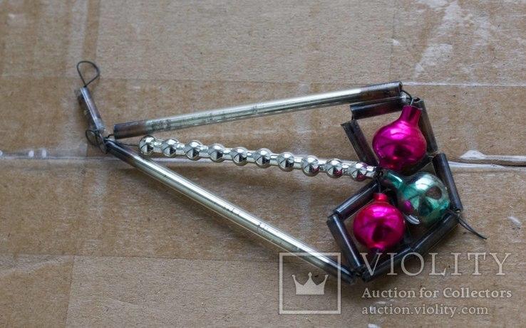 Елочная игрушка Подвеска №35019, фото №4
