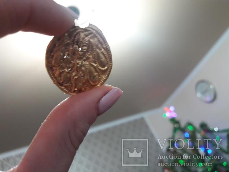 Привеска ЧК с антропоморфным изображением, фото №6