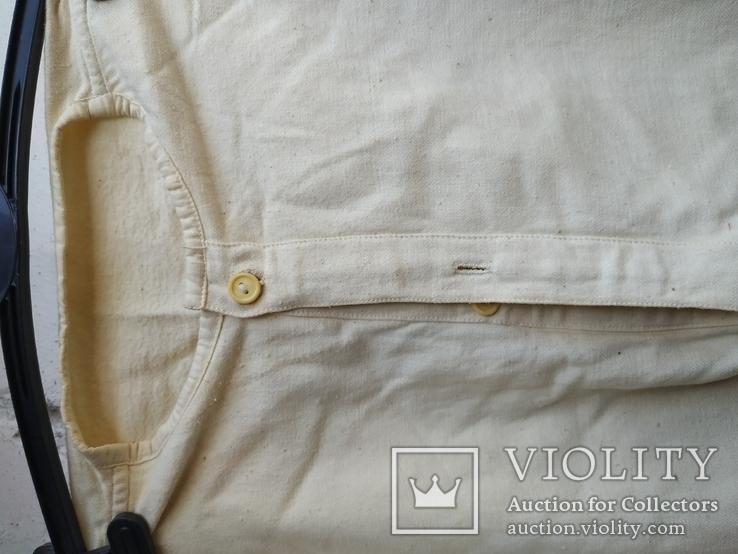 Нижняя рубашка до 1960 г., фото №2