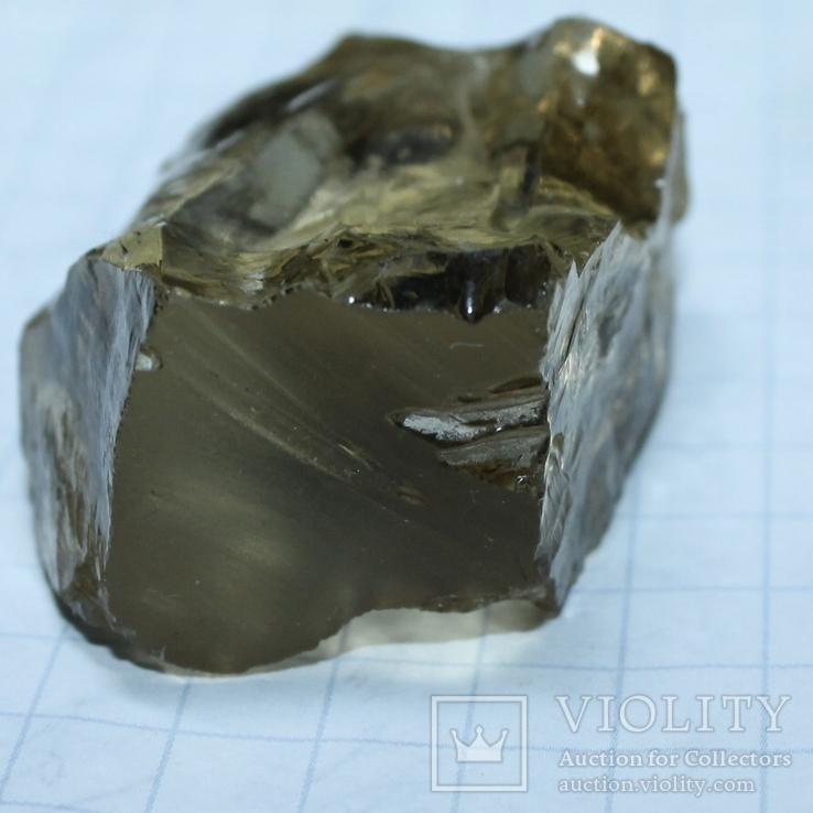 Ювелирный камень , природный цитрин, фото №5