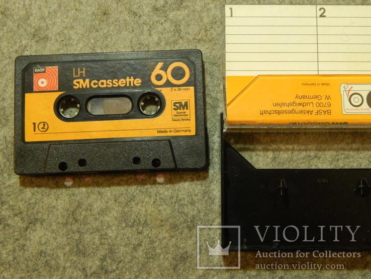 Кассета аудио. в коллекцию 1976 год, фото №5