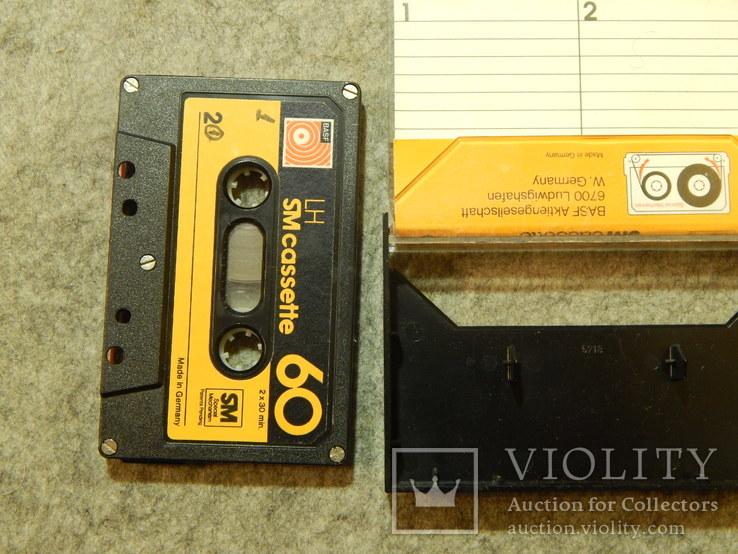 Кассета аудио. в коллекцию 1976 год, фото №6