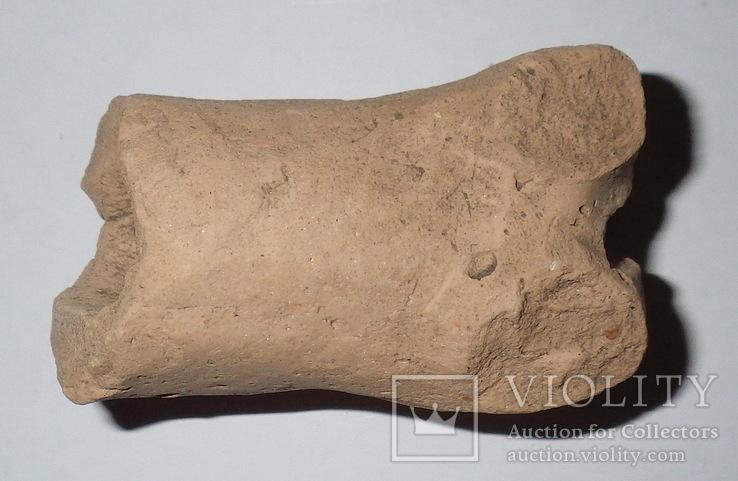 Керамо-пластика зооморфна середньовічна, фото №6