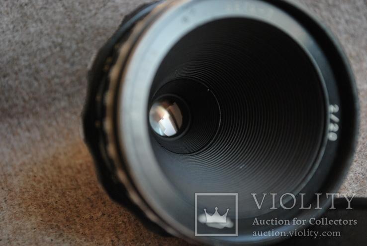 Объектив Вега-7 2/20 мм №690858, фото №8
