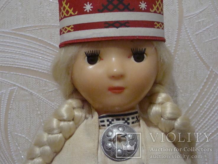 Кукла СССР ( парик), фото №4