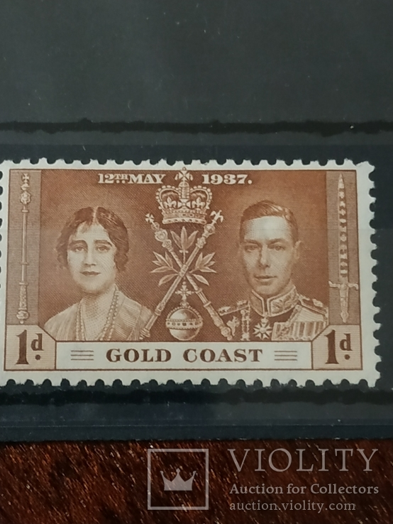 Британские колонии MH