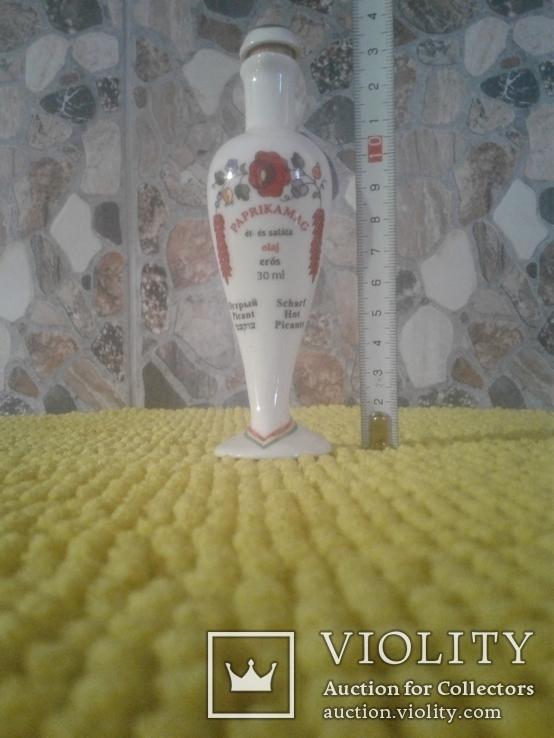 Вазочка фарфор Венгрия, фото №11
