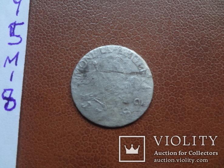 3  крейцера  1782  Пруссия  серебро      (М.1.8)~, фото №5