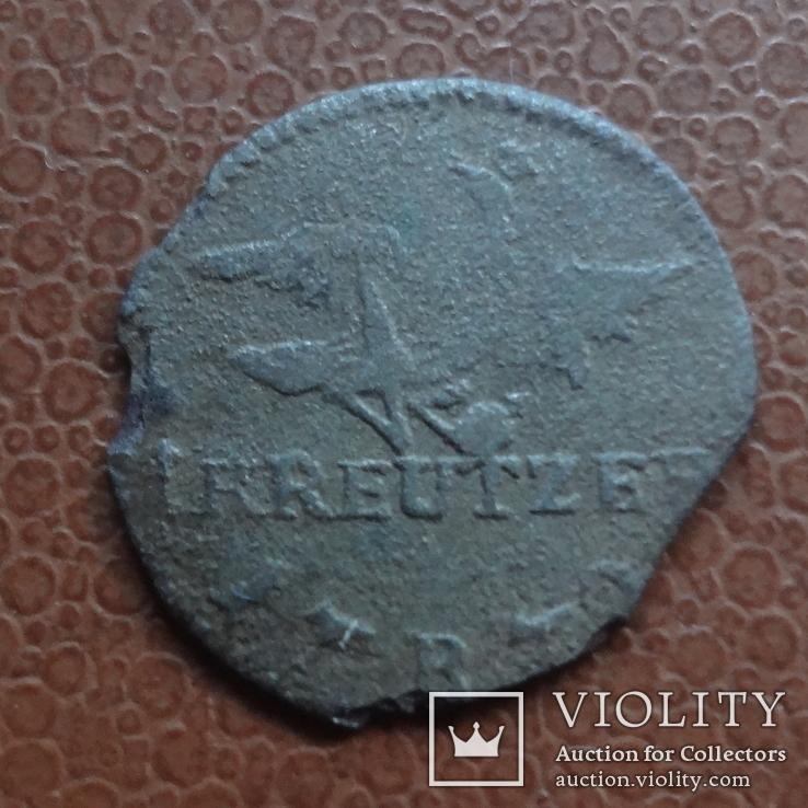 1  крейцер 1778  Пруссия  серебро      (М.1.7)~, фото №2