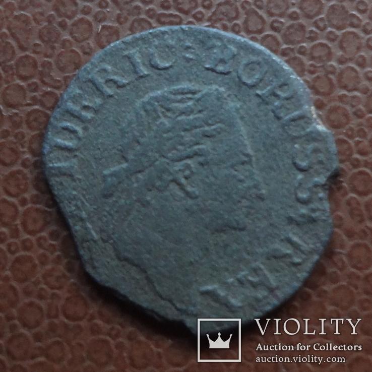 1  крейцер 1778  Пруссия  серебро      (М.1.7)~, фото №3