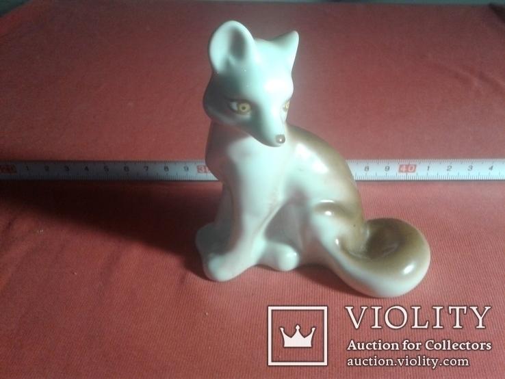Статуетка лиса, фото №2