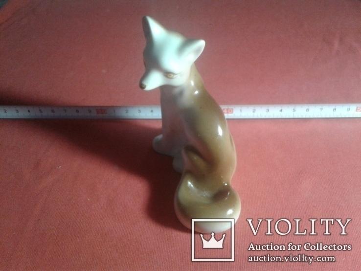 Статуетка лиса, фото №6