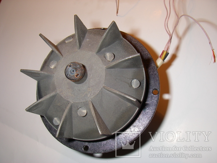 Электродвигатель, фото №4