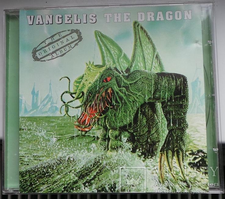 Vangelis, редкий диск, фото №4