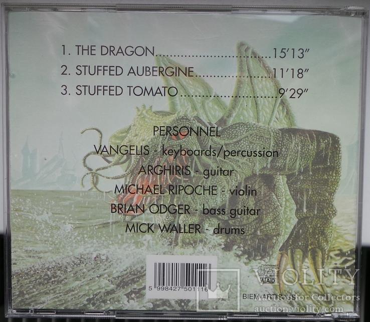 Vangelis, редкий диск, фото №6