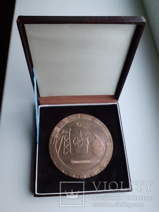 Настольная медаль. Польша., фото №2