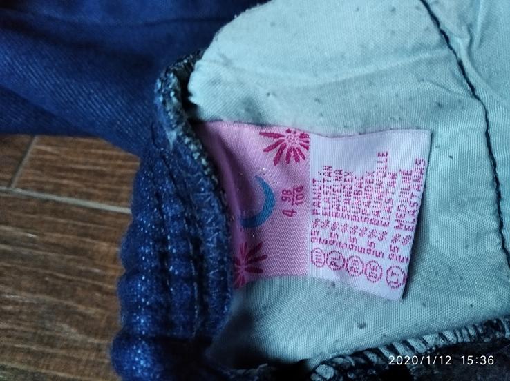 Детские штаны для девочек, леггинсы., фото №5