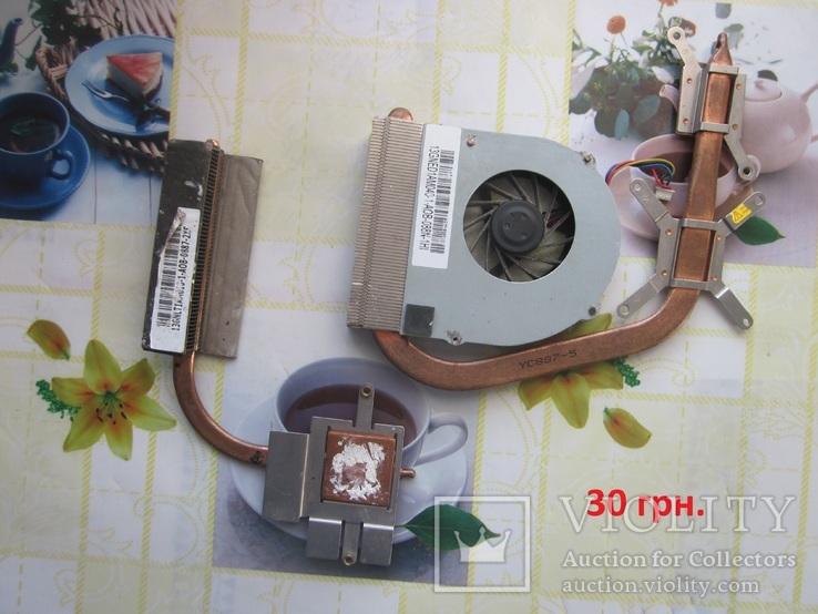 Охлаждение от ноутбука Asus M50, фото №2