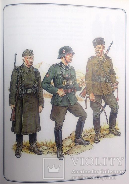 """Дві книги серії """"Солдатъ"""" - """"Немецкая армия на Западном фронте, Африка и Балканы"""", фото №6"""
