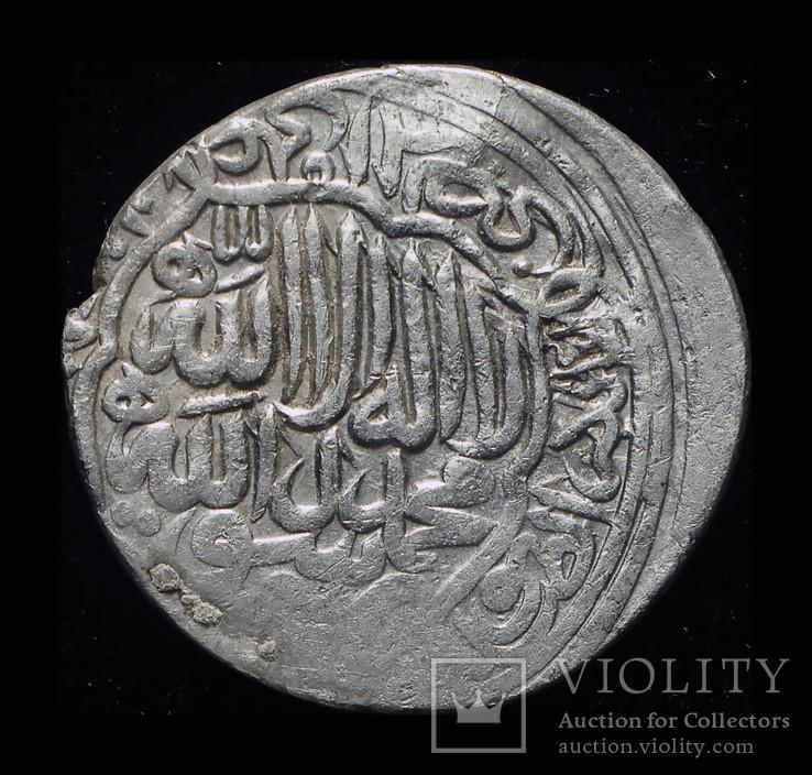 Тимуриды дирхем Хусейн 1490 чекан Герат