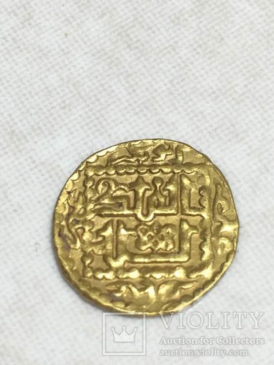 Динар Хорезма 773 г.х., фото №3