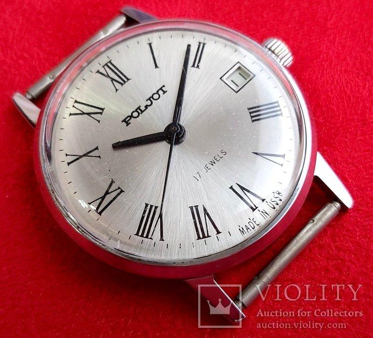 Часы  Полет с календарем (200). Сое.