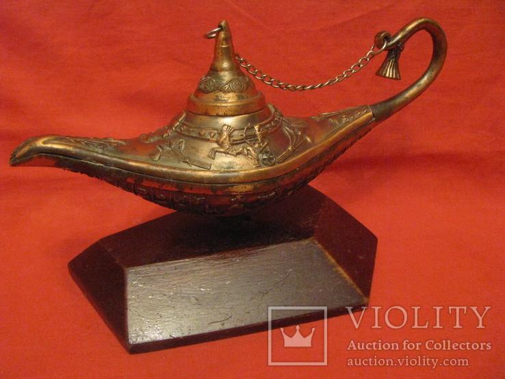 Ароматница - Лампа Аладина, фото №2