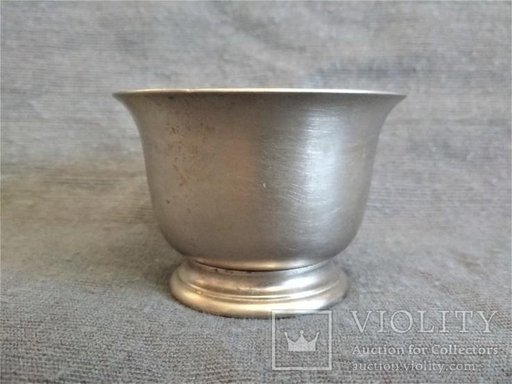 Капельник для самовара до 1917 Norblin Серебрение, фото №4