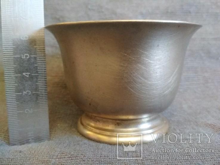 Капельник для самовара до 1917 Norblin Серебрение, фото №8