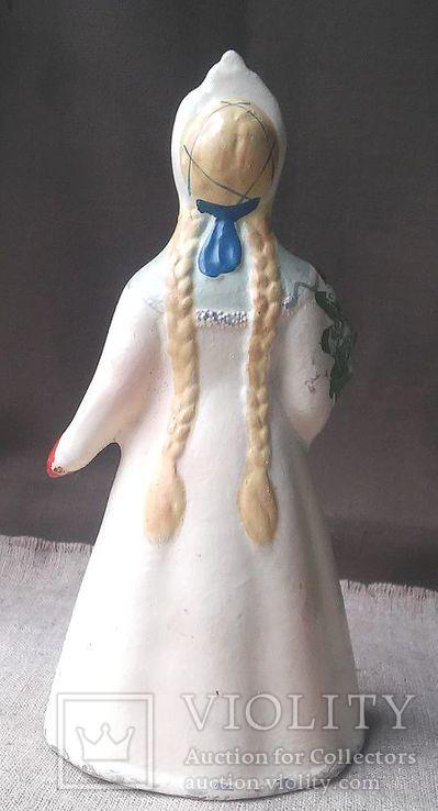 Снегурочка папье-маше, фото №6