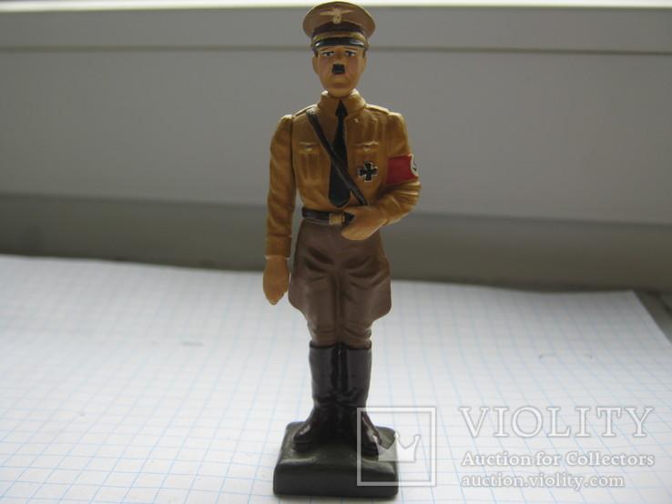 Фигурка Адольф Гитлер, Резина, Высота-78 мм., фото №4