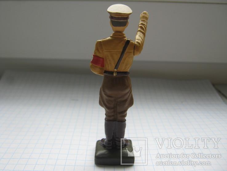 Фигурка Адольф Гитлер, Резина, Высота-78 мм., фото №7