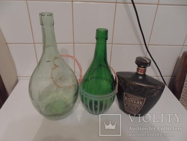 Бутыли для вина ., фото №2