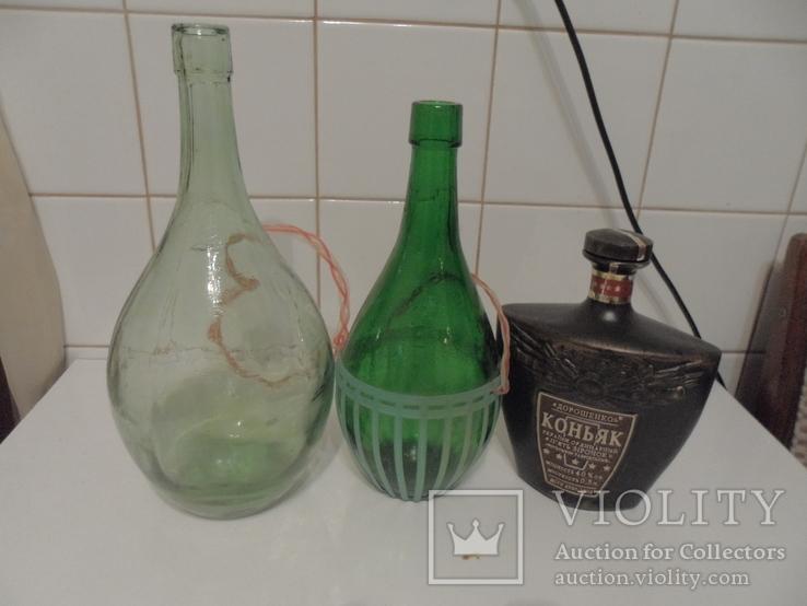 Бутыли для вина ., фото №3