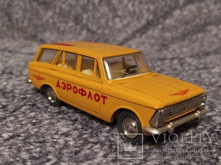 Модель Москвич 426 Аэрофлот А3