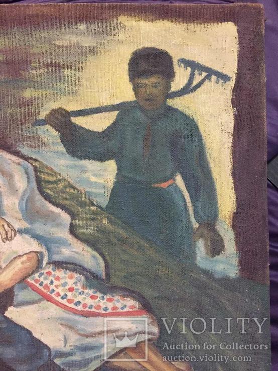 Народна картина з Миколаївської області, фото №4