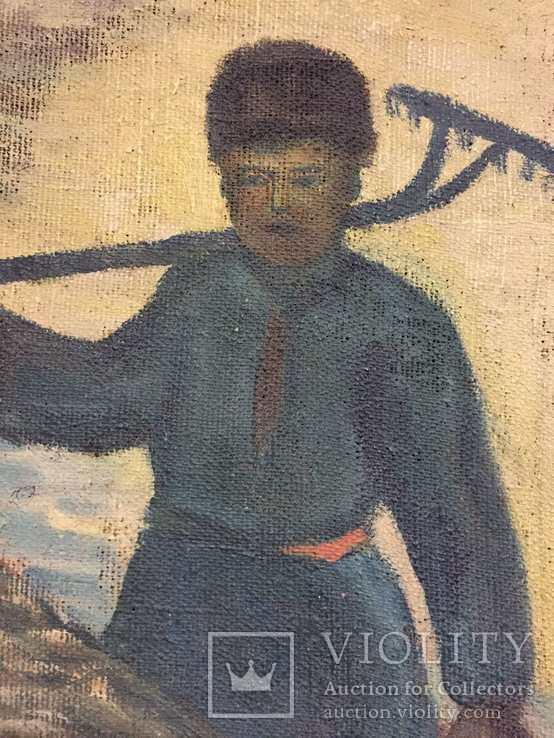 Народна картина з Миколаївської області, фото №5