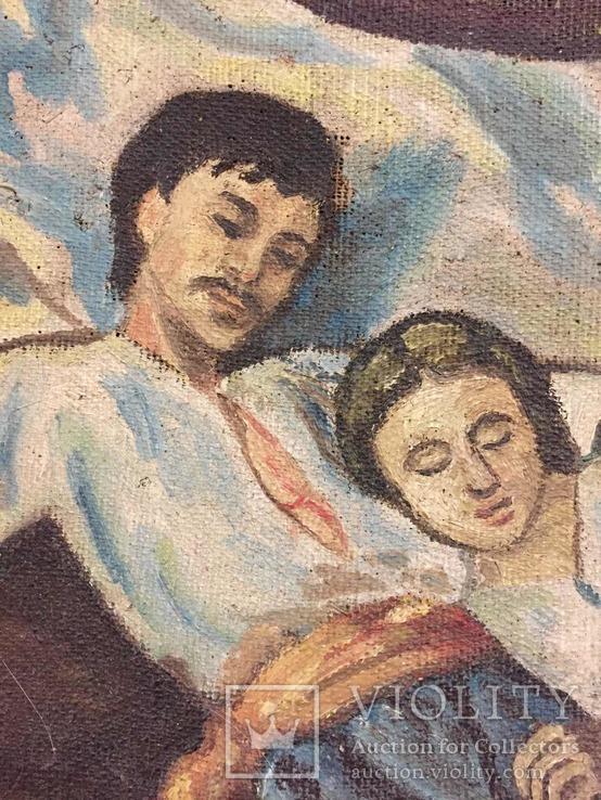 Народна картина з Миколаївської області, фото №7